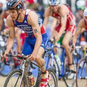 Vincent Luis rêve d'ouvrir les compteurs du triathlon français