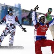 Pierre Vaultier JO 2014 Sotchi Jeux olympiques