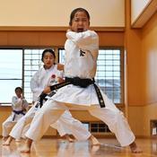 Les JO de Tokyo, un crève-cœur pour la «karaté kid» du Japon