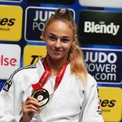Daria Bilodid, la nouvelle reine du judo à 18 ans