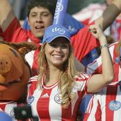 Paraguay, supportrice