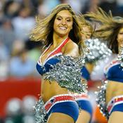 New England Patriots cheerleaders