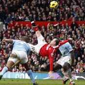 Rooney s'envole