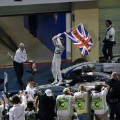 Lewis Hamilton 2014 Drapeau
