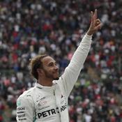 Lewis Hamilton 2018 Victoire