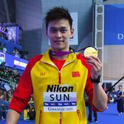 Dopage : le nageur chinois Sun Yang risque jusqu'à 8 ans de suspension