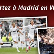 Partez à Madrid en VIP !