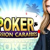 Clara Morgane, Poker Mission Caraïbes