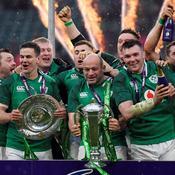 L'Irlande, victorieuse en Angleterre, s'offre un magnifique Grand Chelem