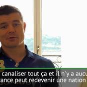 6 Nations : Pour O'Driscoll, «La France peut redevenir une nation majeure»