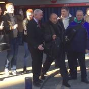 Eddie Jones pris à partie par des fans écossais éméchés