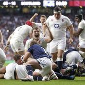 L'Angleterre écrase l'Ecosse et remporte le Tournoi