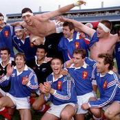 Les héros de 1994 au soutien des Bleus d'aujourd'hui