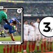 Les notes des Bleus : Lambey plaqueur insatiable, Ramos inexistant