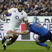 Vunipola : «Ce n'est qu'un début pour l'Angleterre»
