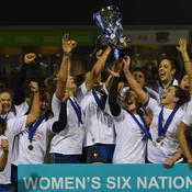 XV de France féminin : Les Bleues sur le toit du rugby européen