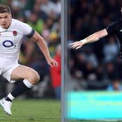 Angleterre-All Blacks, un drôle de duel au sommet