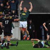 Le résumé et tous les essais du fantastique All-Blacks-Afrique du Sud