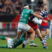 Le rugby anglais veut éradiquer les plaquages hauts