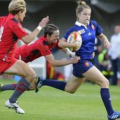Les Bleues attaquent fort