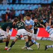 Victoire au forceps de l'Afrique du Sud contre l'Argentine
