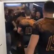 Super Rugby : la folle sortie du vestiaire des Jaguares argentins (vidéo)
