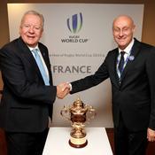 World Rugby : Laporte se rallie à Bill Beaumont en vue des élections