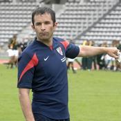 Benoît Hamon aurait «adoré être capitaine du XV de France»