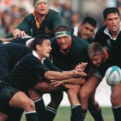 La théorie de l'empoisonnement des All Blacks avant la finale du Mondial 1995 relancée