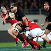 Le pays de Galles manque de gâcher la rentrée des All Blacks