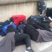 Le XV zimbabwéen dort dans la rue avant un match en Tunisie