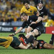 Les All Blacks butent sur l'Australie et ratent le record