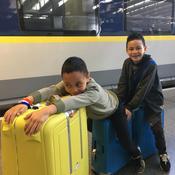Les fils de Jonah Lomu «un peu impressionnés» avant de soutenir France 2023