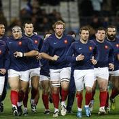 Les joueurs du XV de France