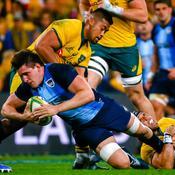 Retour réussi pour Lealiifano avec l'Australie face à l'Argentine