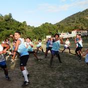 Série «Voyages en Ovalie» : À la conquête des bidonvilles brésiliens