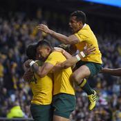 L'Australie stoppe l'Argentine et attend déjà les Blacks