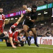 Les All Blacks domptent la Géorgie sans convaincre
