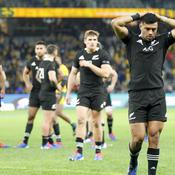 Bledisloe Cup : Les All Blacks sous pression avant d'affronter l'Australie