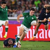 Coupe du monde : L'Irlande fait voler en éclats l'Ecosse
