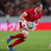 Alun Wyn Jones, l'inoxydable colosse du XV du Poireau