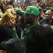 L'incroyable accueil du peuple sud-africain pour ses champions du monde