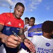 XV de France : Vakatawa remplace Doumayrou