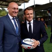 Laporte Macron