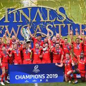 Champions Cup : les Saracens sur le toit de l'Europe