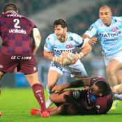 Maxime Machenaud contre Bordeaux-Bègles