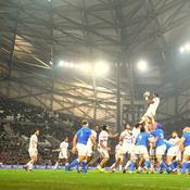 Le stade Vélodrome avait accueilli le match France-Italie lors du dernier Six Nations