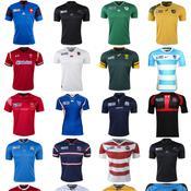 Les20 maillots du Mondial