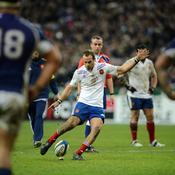 France-Samoa : Michalak pied