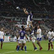 France-Samoa : Touche